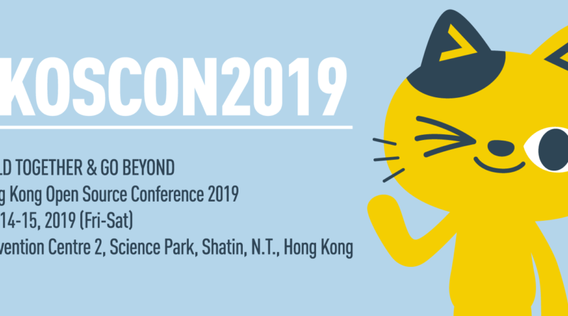 Sessions of Hong Kong Open Source Conference 2019